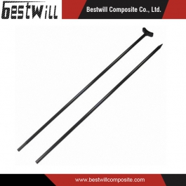 Composite Push Pole