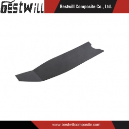 Diffrent Color Carbon Fiber Blades for Diving Fins