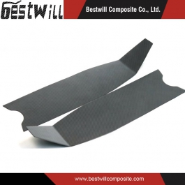 Carbon Fiber Blades for  Diving Fins