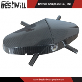Light Weight 3k Drone Plane Uav Carbon Fiber for Shell